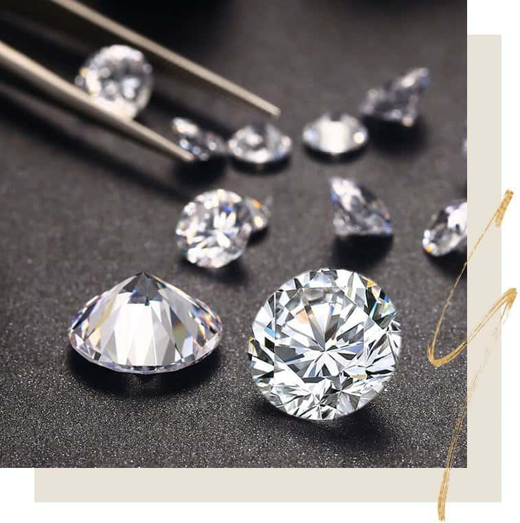 Perth Australia Loose Diamonds